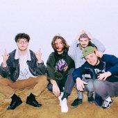 TRASH, UK slacker pop band from the 2010s