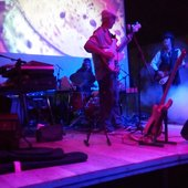 The Winstons in Concert with Richard Sinclair Rock Legend of Canterbury 20/07/2019 Moon Day
