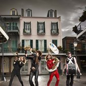 The Darkness in New Orleans' French Quarter. Photo by Matthias Clamer.