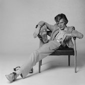 David Bowie in Los Angeles by Terry O'Neill