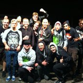 BLOODATTACK /MAINTAIN TOUR 2012