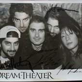 signatures - dream theater