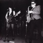 Lydia Lunch and James White