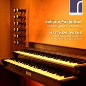 Pachelbel: Organ Works, Volume 1