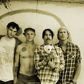 New Red Hot Chili Peppers Line Up