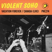 Vacation Forever / Canada (Live) - Single
