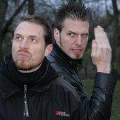 Duo: Martin und Christoph Rosenplänter