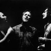 Crosby, Stills & Nash.