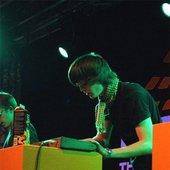 zentrix performing at DreamHack Winter 2006