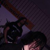 Zilli & Dennis in the background (26.03.2010)
