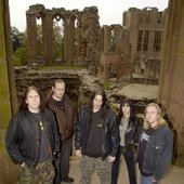 Bolt Thrower at Kennilworth Castle