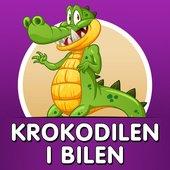 Krokodilen i bilen - Single