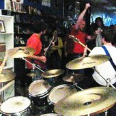 live at green eggs & jam record store in boone, nc