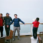 Ferry fun
