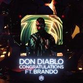 Congratulations (feat. Brando) - Single