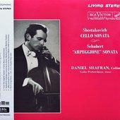 Shostakovich: Cello Sonata in D Minor, Op. 40 - Schubert: Arpeggione Sonata in A Minor, D. 821