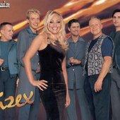 Wizex med Charlotte Nilsson (Perrelli)