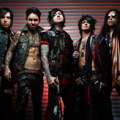Escape the Fate NEW 2013 PNG