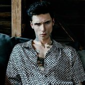 Andy for LUCY's Magazine.
