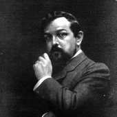 Portrait of Debussy, 1900.