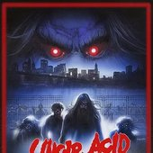 Uncle Acid 2018 wasteland tour art