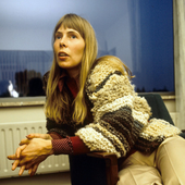 Joni in 1972