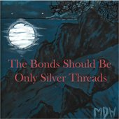 The bonds should be only silver threads