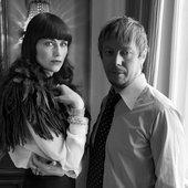 Aggie Peterson and Per Martinsen (Frost)