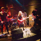 Kindling at The Gutter, Brooklyn, 21 March 2015