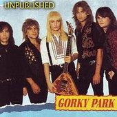 Gorky Park - Unpublished
