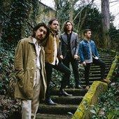 Arctic Monkeys - TBH+C photoshoot