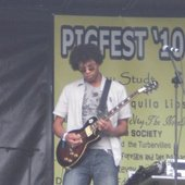 Pigfest 2010 - Playing with The Jacobins