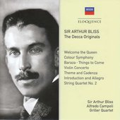 Sir Arthur Bliss – The Decca Originals