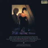 Raquel - This Girl's Back In Town (back cover)