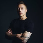 Headhunterz Official Facebook Picture