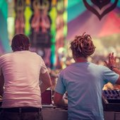 Protonica Live @ BOOM Festival 2012, Portugal (Photo by Pierre Ekman)