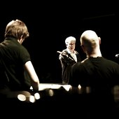 At Klub Katarakt (Hamburg) performing Die Donnergötter