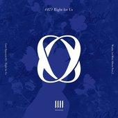 "1st Mini Album, Pt. 2 ""Love Synonym #2 : Right For Us"""