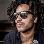 Lenny Kravitz Photo by Mathieu Bitton