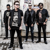 Papa Roach NEW PROMO 2017 PNG