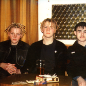 Napalm Death 1986