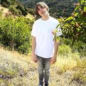 why is he on the side of a cliff