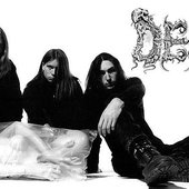 Dead 1994 Photosession