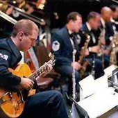 Airmen of Note guitarist Shawn Purcell
