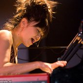 Hiromi, The Hague Jazz 2008 at World Forum