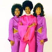 Martha, Lois and Sandy