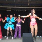 Vengaboys at Hull Pride 2011