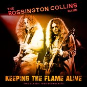 Keeping The Flame Alive (Live)