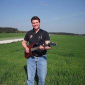 Wald und Wiesen Gitarrist