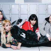 2NE1 for Blackjack Nolza Magazine Vol.5